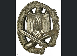 General Assault Badge / from Stalingrad