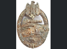Panzer Badge / from Leningrad