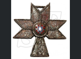 Order of the Iron Trefoil (Croatia) / from Stalingrad