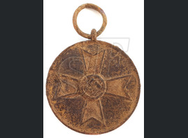Medal of the Cross of military merits (Kriegsverdienstmedaille) / from Stalingrad