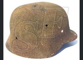 German helmet М40 / from Moscow