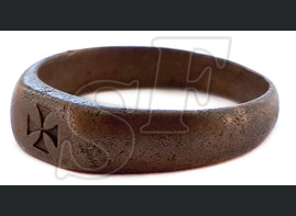 World War I ring / from Koenigsberg