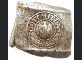 "Buckle ""Gott mit Uns"" / from Stalingrad"