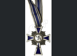 Cross of Honour of the German Mother in silver