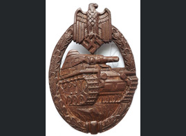 Panzer badge / from Stalingrad