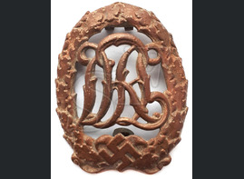 Sports Badge DRL / from Stalingrad