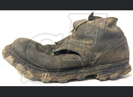 German Boot / from Demyansk Pocket