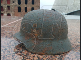 Steel helmet M35 from Orlovka