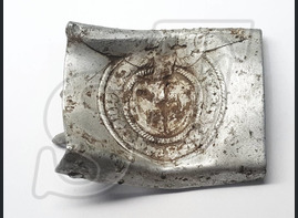 Buckle SS from Demyansk