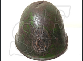 Romanian Steel helmet from Kletskiy Farm