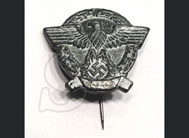 "Badge ""Police Day 1942"""