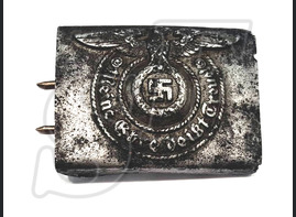 Buckle SS from Demyansk Pocket