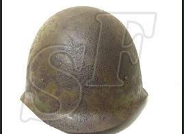 Steel helmet SSH40 from Peskovatka