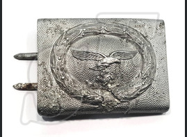 Buckle Luftwaffe Stalingrad region