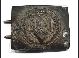 Buckle HitlerJugend from Stalingrad