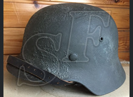 Steel helmet M40 from Stalingrad