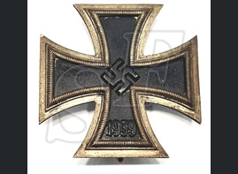 Iron Cross 1st class from Stalingrad