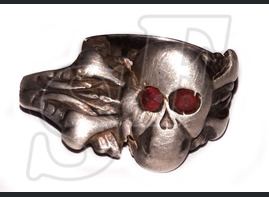 The skull ring of 3 Reich from Stalingrad