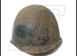 Steel helmet SSH40 from Abganerovo