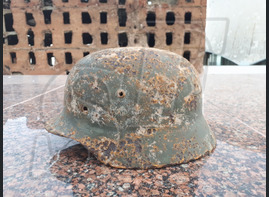 Steel helmet M35 from Ilovlya