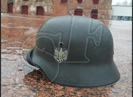 German steel helmet M35 from Moscow