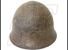 Helmet of the Kwantung Army