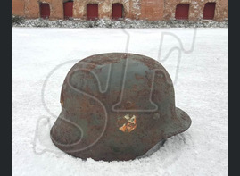 German steel helmet M35 from Millerovo