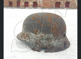 "German steel helmet M35 ""Luftwaffe"""