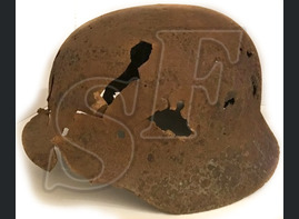 German steel helmet M35 from Mamayev Kurgan