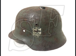 German steel helmet M35 from Marinovka