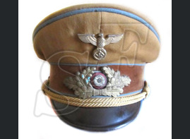 Cap of political leader of the NSDAP