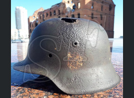 German steel helmet M42 from Kharkov