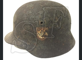 "Steel helmet M40 ""SS division Totenkopf"" double decal"