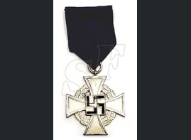25 Years Civil Faithful Service Cross