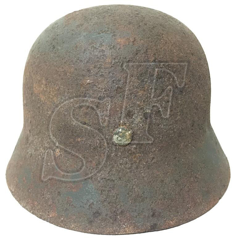 Helmet M35 / from Stalingrad