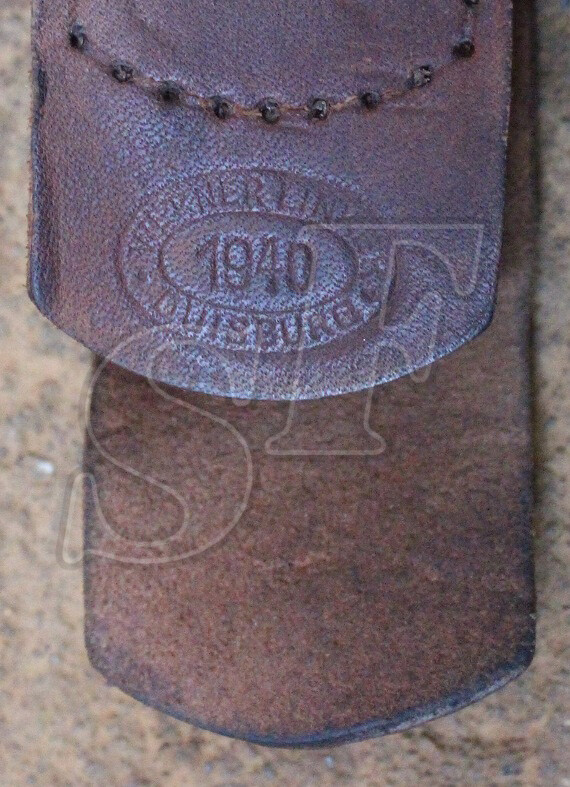 "Belt with Buckle ""Gott mit Uns"" / from Tver"