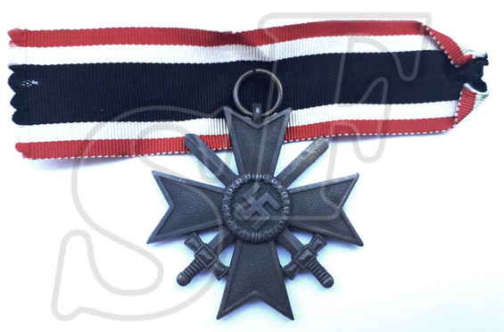 War Merit Cross with original ribbon