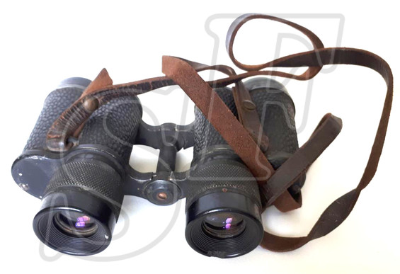 Binoculars USSR from WW2