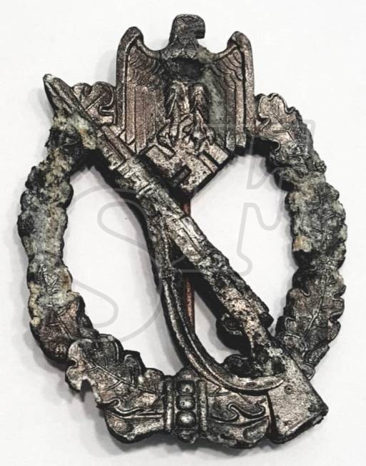 Infantry Assault Badge / Stalingrad region