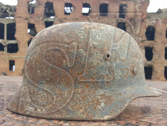 Steel helmet M40 from Metizny Plant