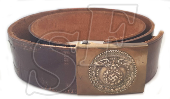 Belt with buckle SA
