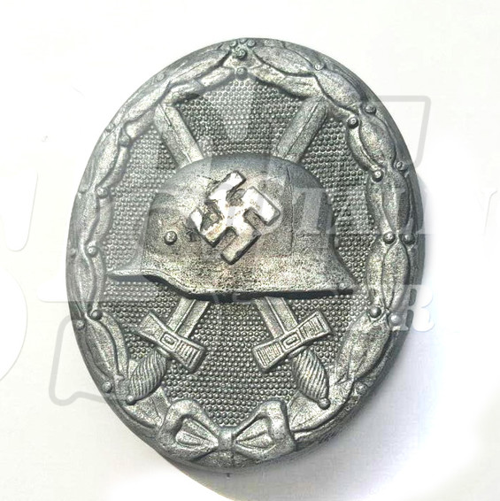 Wound Badge Silver (2nd class)