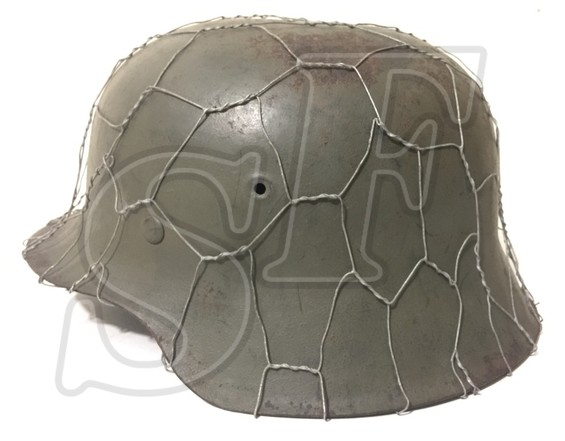German helmet M42 from Pskov