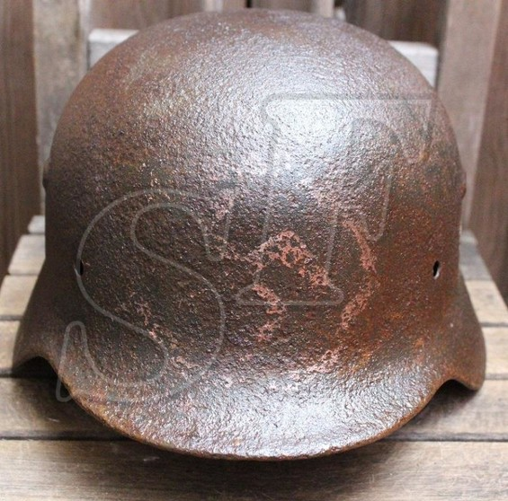 German helmet M40 / Zaitsev mountain