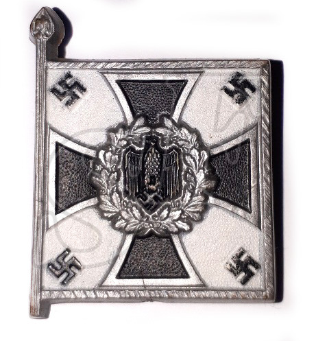 The standard of Infanterie