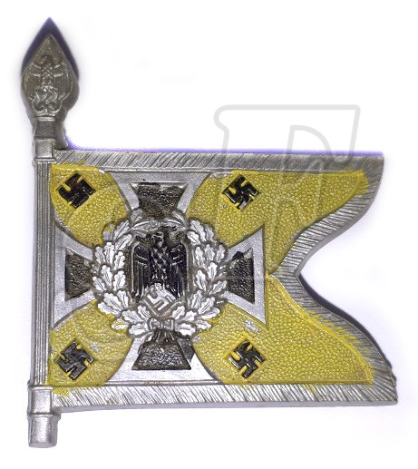 Badge standard of Nachrichtentruppe