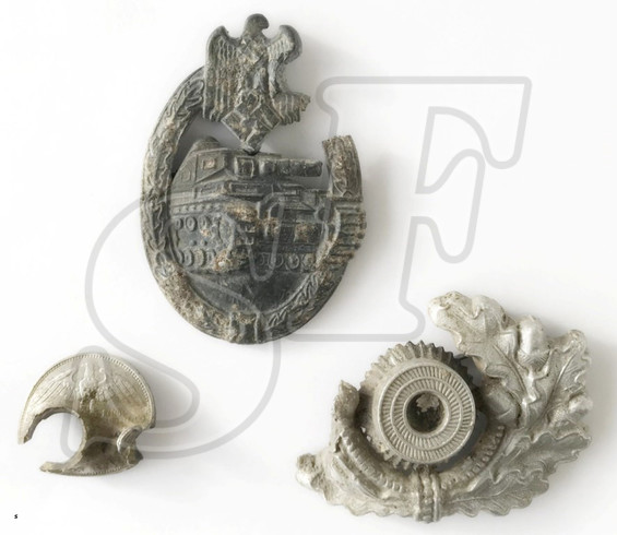 Panzer Badge / Stalingrad