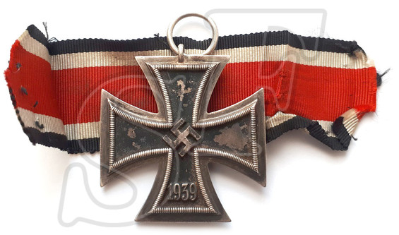 Iron Cross Cross 2nd class from Surovikino
