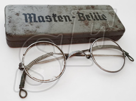Glasses, 3 Reich (Masten-Brille)