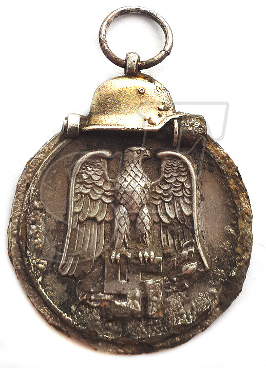 Eastern Front Medal / from Crimea